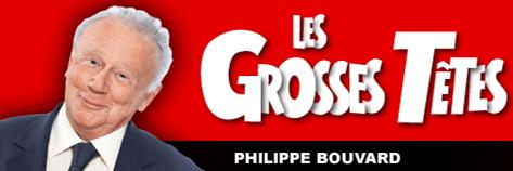 Christian Boisard - LES GROSSES TETES avec Philippe Bouvard