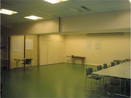 Salle de stage de Christian Boisard