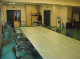 Les salles de stages de bégaiement de l'association Christian Boisard à Paris